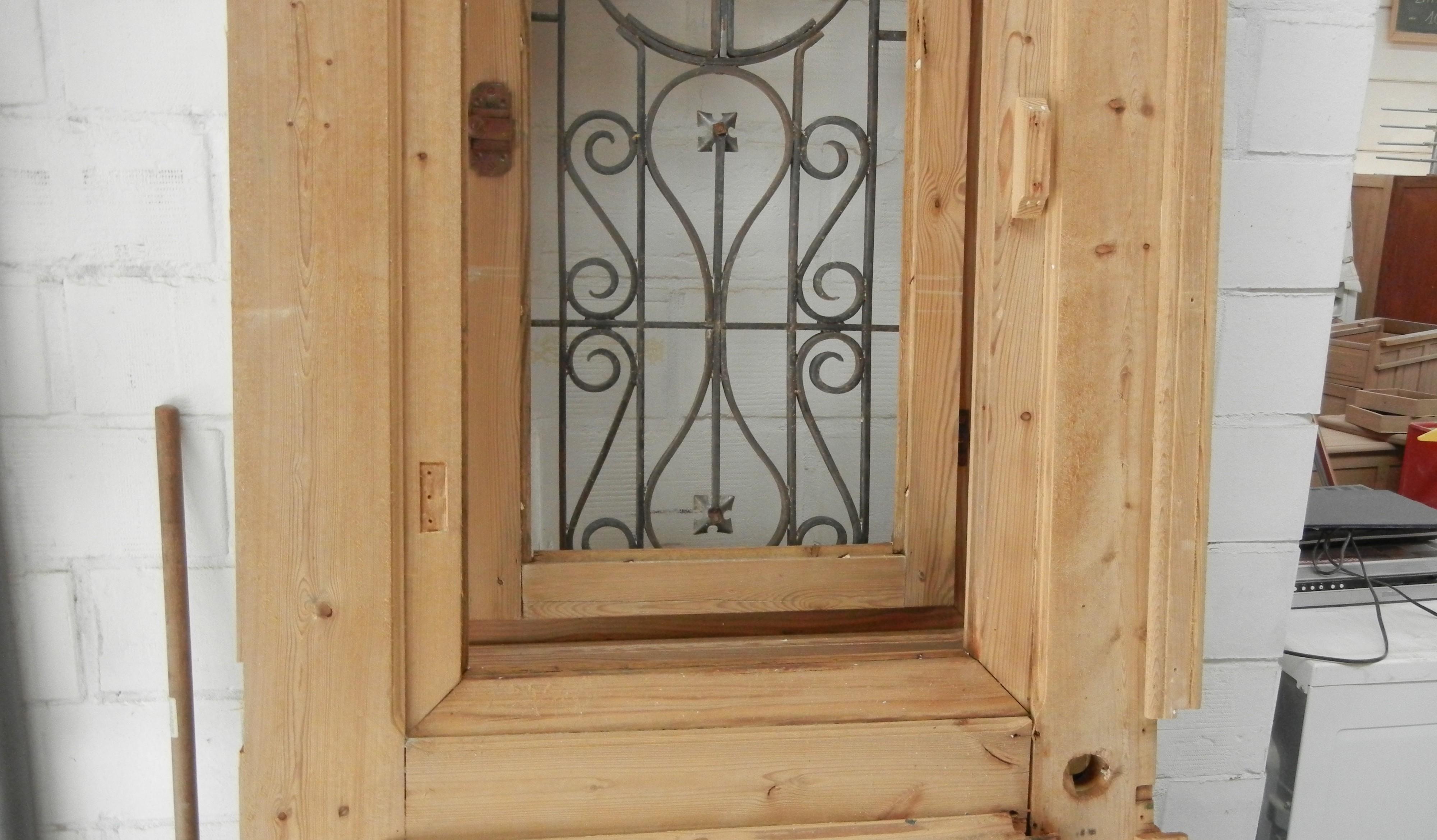 Eiken Keuken Zandstralen : Renovatie van een eiken eetplaats